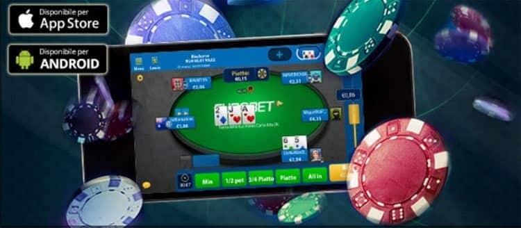eurobet app per dispositivi mobile